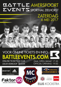Battle Events Zwolle Toernooi