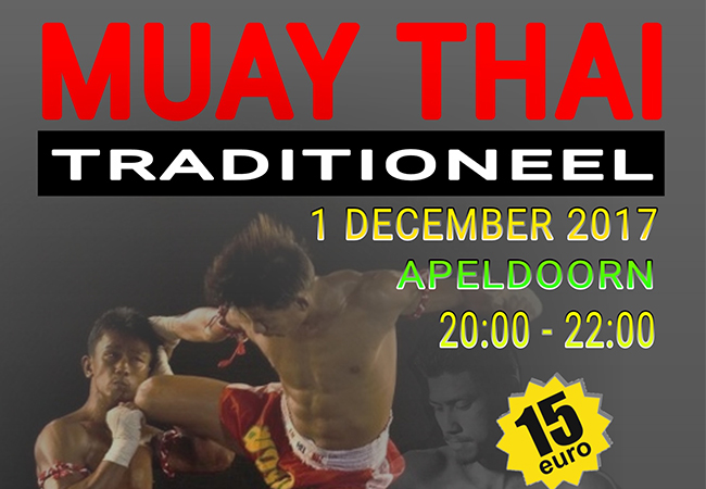 Muay Thai Seminar door Dale Tan