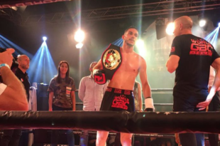 SLIMANI WINT WKN WORLD SUPER LIGHTGEWICHT TITEL