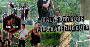 "Doe mee met ""The Challenge"" survival run van Kam-Lung"