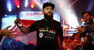 ONE Championship: Anthony Engelen maakt rentree in Singapore