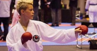 WKF Karate Youth League Mexico: 'Goud voor Karateka Melissa van Oudenaarden'