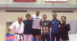 WKF Premier League Tokio: Karateka Tyron Lardy groots onthaald in Japan