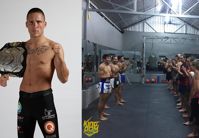 Kingdom Fight Gym verwelkomt K1 legende Andy Souwer als ambassadeur