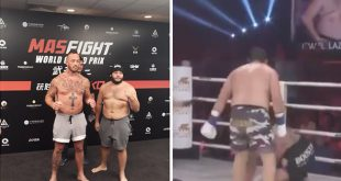 VIDEO | MAS Fight: Ismael Lazaar vs Mark Godbeer eindigt verrassend
