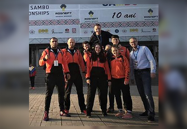 WK Combat Sambo Boekarest: 'Nederlands team verrast ondanks verlies'