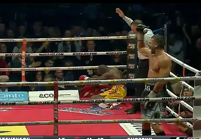 Knock-out geslagen bokser Adonis Stevenson in coma