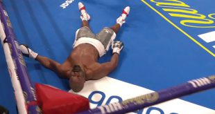 Dillian Whyte slaat Dereck Chisora knock-out in zwaargewicht boks thriller