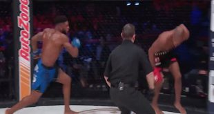 Bellator 216: Michael Page pakt winst op Paul Daley (video)