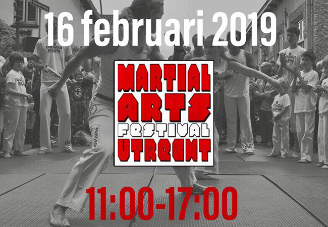 Martial Arts Festival in Utrecht