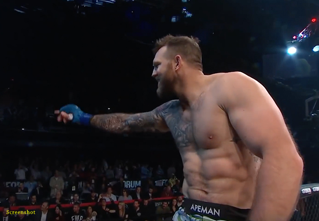 Ryan Bader verlengt contract met Bellator MMA
