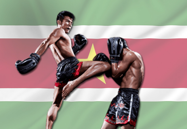 Suriname: kickboks, Muaythai en MMA-events in gevaar