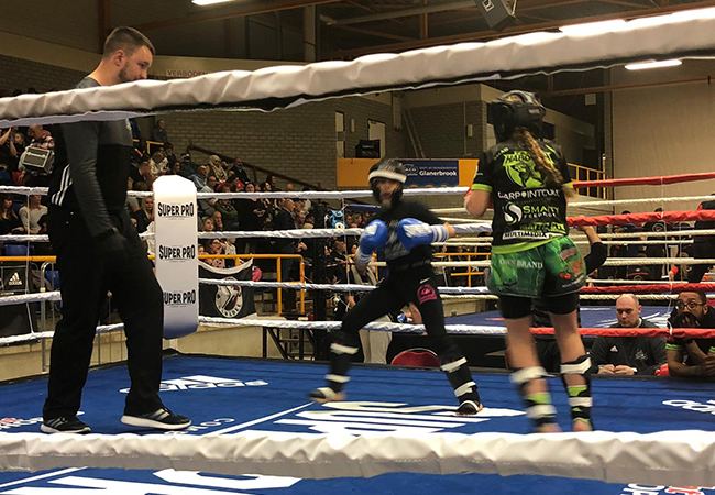 Dutch Open Kickboks event groot succes