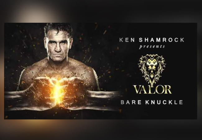 UFC-legende Ken Shamrock start Bare-Knuckle Boks organisatie