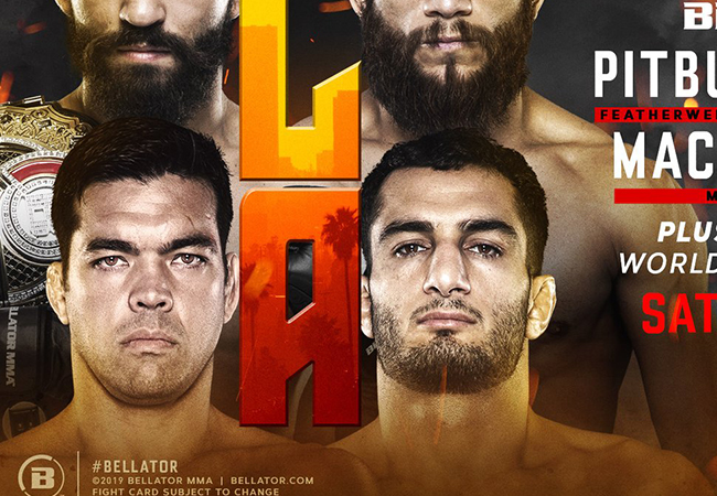 Rematch: Gegard Mousasi vs Lyoto Machida bevestigt